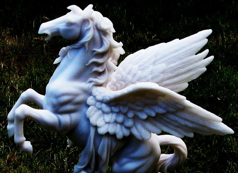 Winged Horse Of Knowledge